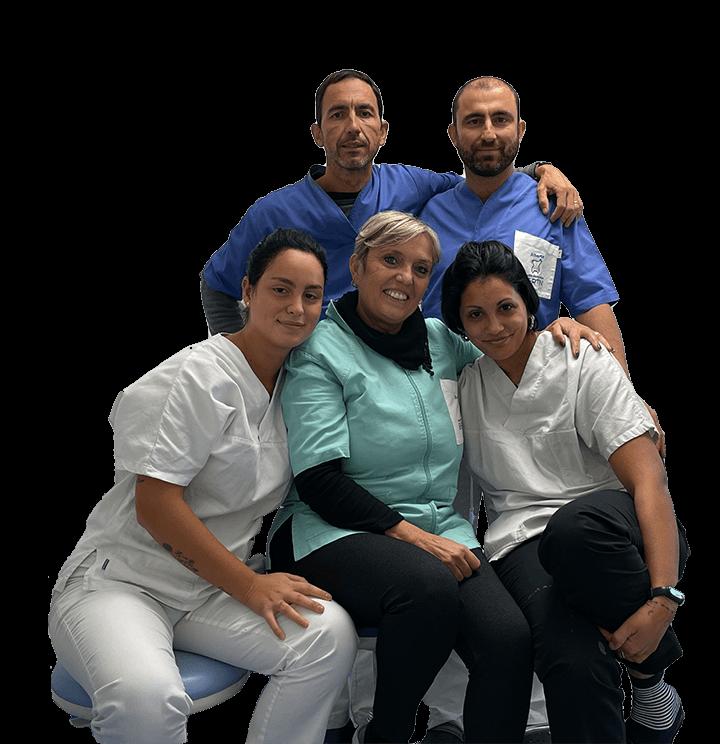 Studio dentistico bertini marina di carrara team